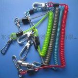 供應防失手工具彈簧鋼絲繩