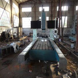 重切削动梁动柱龙门数控铣床DHXK-6032高效率高速大恒数控机床厂家直销