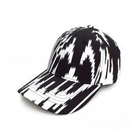 凯维 BT002 涤纶撞色 棒球帽 休闲帽