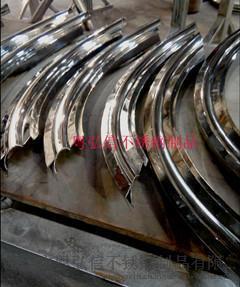 酒店电梯不锈钢装饰线条 异形不锈钢线条 不锈钢踢脚线条