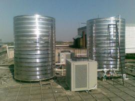 供应佛山地区金号JH-01不锈钢1.5吨~100吨保温水箱+太阳能保温水箱+空气能热泵配套水箱