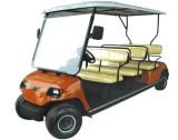 綠通新能源電動高爾夫球車