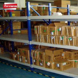 才盈货架仓储家用置物架轻型仓库货架储物架库房储藏展示架铁架子