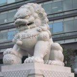 嘉祥动物石雕石狮子的摆放方法及及含义