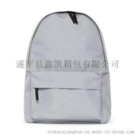 韩版尼龙背包加工厂,时尚背包定做,中小学生书包批发