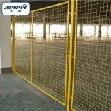 倉庫設備隔斷網%隔離網%框架護欄網