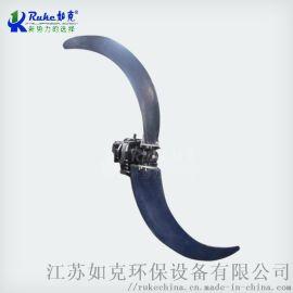 QJB型低速推流搅拌机、潜水推流器安装选型