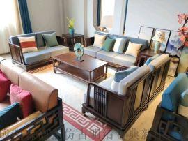 成都藏式酒店家具定制,博古架。红木家具,
