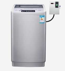 6KG商用自助投币刷卡无线微信支付波轮洗衣机XQB62-60T特价