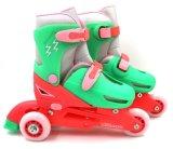 直排可調節兒童溜冰鞋滑冰鞋