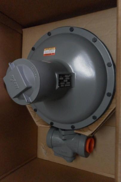 美國埃創ITRON調壓器B34N不帶放散型燃氣減壓閥