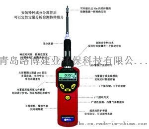高精度EV灯检测挥发气体PGM-7360特种VOC检测仪