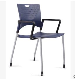 广东塑料椅 塑料椅厂家 扶手椅子 堆叠椅
