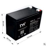 12V9AH 铅酸电池太阳能储能用蓄电池 免维护 价格优惠 原厂直销