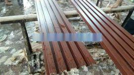 滚压拉弯铝合金长城板-人工折弯成型长城板铝板
