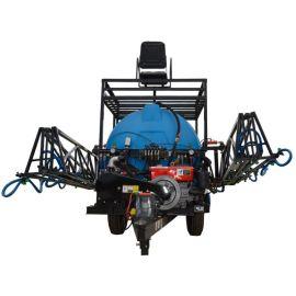 立兴 牵引打药机 拖拉机 牵引式 喷药机