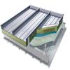 430型鋁鎂錳板430型直立鎖邊板430型屋面板