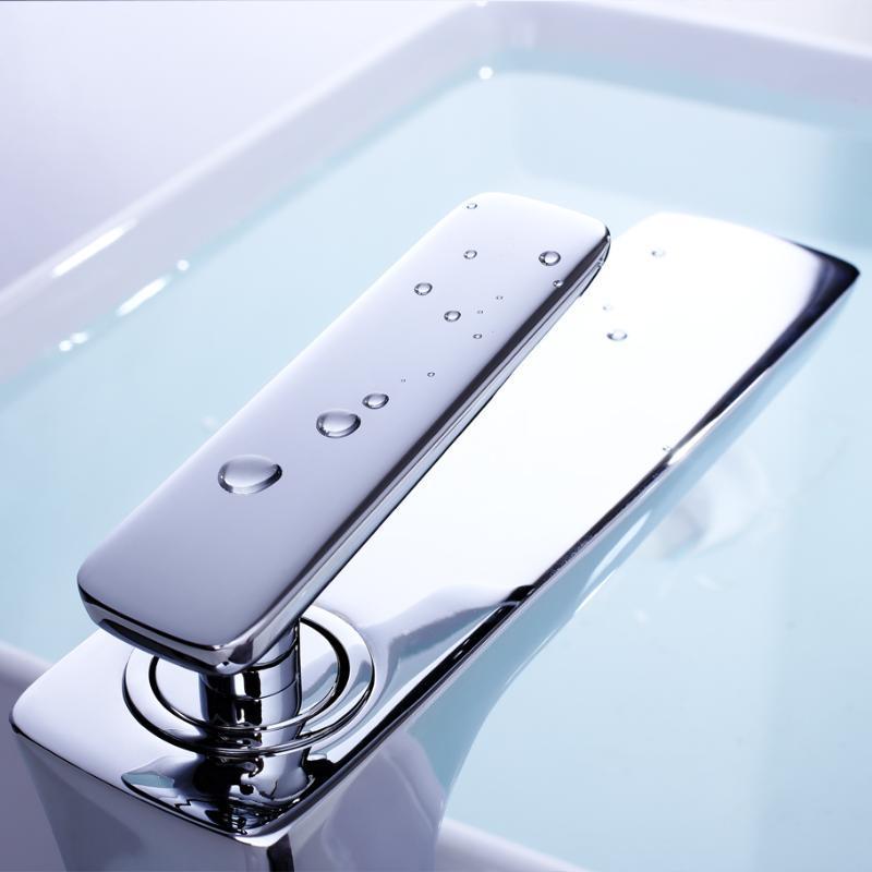 绮美斯酒店浴室洗手间全铜单孔冷热水面盆洗手台龙头洗脸盆水龙头套装