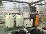 江苏启东现代农业产业园大棚供暖用120KW电热水锅炉