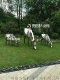 定做不鏽鋼動物雕塑不鏽鋼鹿雕塑不鏽鋼形象雕塑