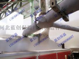 蒸汽管道保温套,管道可拆卸保温套,可拆卸保温套