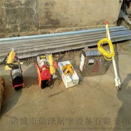 定点屠宰厂用电动提升机小型电动葫芦1吨提升机