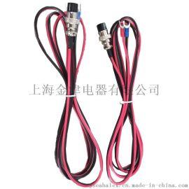 汽车锂电池电源电动汽车电源低压线束汽车线束加工