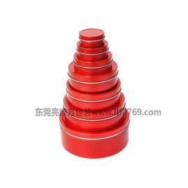 厂家生产马口铁罐 礼品包装盒 蜡烛套装罐