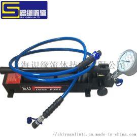 超高压增压泵 超高压手动液压泵 气动液体增压泵