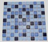 泳池砖厂家直销窑变马赛克瓷砖拼图
