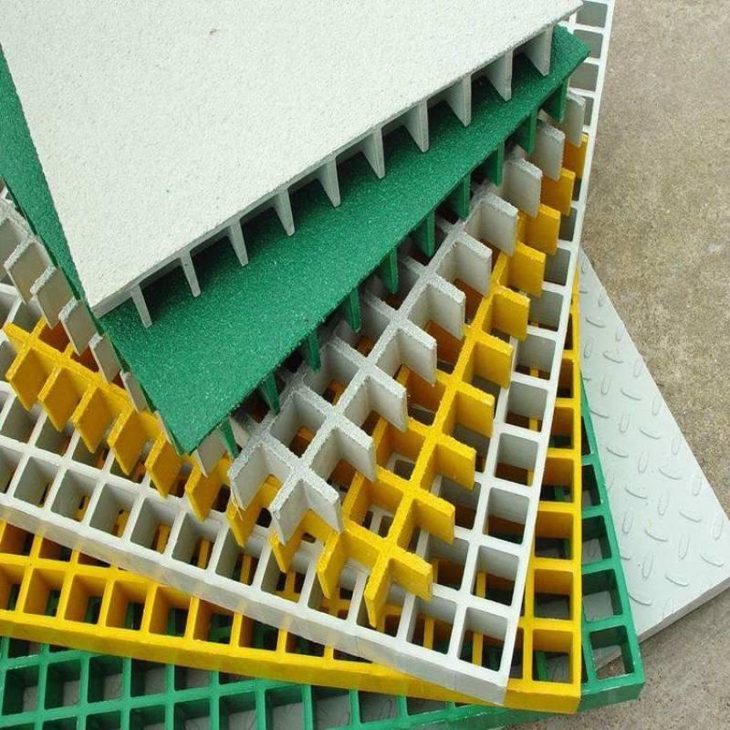 玻璃鋼樹篦子 玻璃鋼格柵防滑