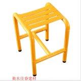 淋浴间坐凳可折叠靠墙浴凳尼龙抗菌淋浴椅