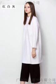 一线**深圳晒谷场棉麻连衣裙品牌折扣货源分份