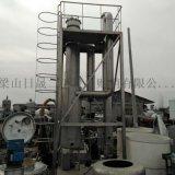 二手单效降膜式蒸发器二手蒸发设备