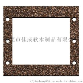 厂家供应耐压 耐油软木橡胶密封垫 机械密封件