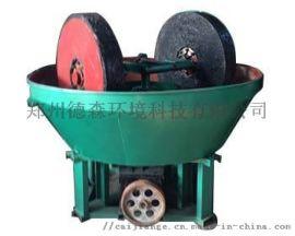 湿碾机怎样调节它的碾盘