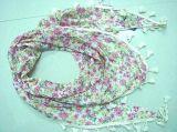 印花三角巾