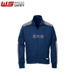 厂家供应 户外防风保暖冲锋衣 抗寒保暖涤棉夹克 定制涤棉夹克