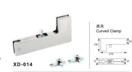 玻璃门夹(XD-014)