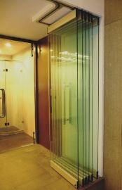悬挂多角度转向玻璃隔断门系统(ALA/700)