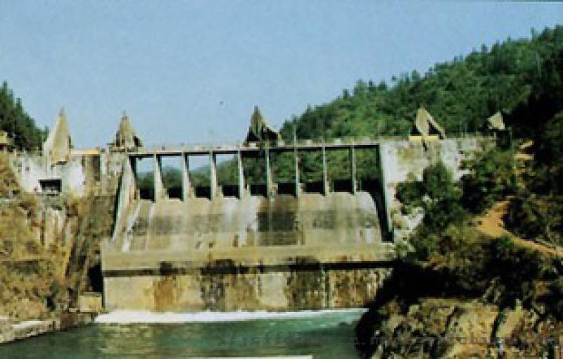 四川省水電站廠房牆壁漏水快速堵漏