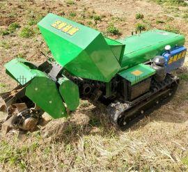 河北履带式旋耕机,山地丘陵用履带式旋耕机