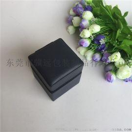 手表包装盒 皮质首饰拉链包单只装表盒真皮名表盒