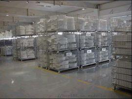 深圳移动仓储笼生产厂家-石岩工厂车间用移动式仓储笼