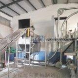 谷物管鏈輸送機、小麥管鏈式輸送機方案免費設計