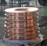精密分條整平紫銅帶 紫銅片 半硬衝壓紫銅帶