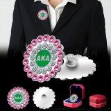 广州特别订做企业镀金胸针西装徽章西服logo胸章