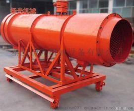 新疆煤矿KCS-200D湿式除尘风机的原因所在
