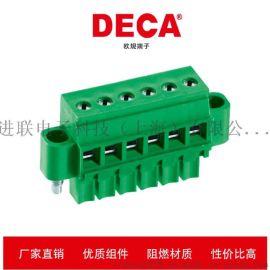 DECA PCB端子公母接插件MC561-381