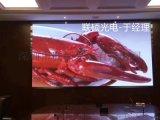会议室LED电子背景墙-P1.25显示屏多少钱